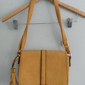 Company hand made leather purse